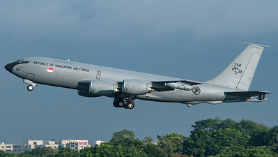 Republic of Singapore Air Force Boeing KC-135 750