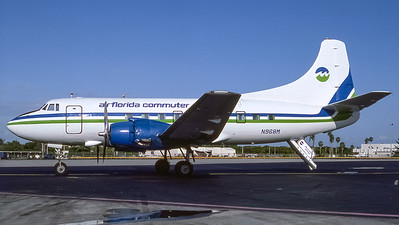 Air Florida Commuter Marin M-404 N968M