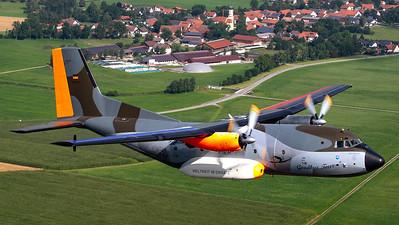 Luftwaffe Transall C-160 50+40