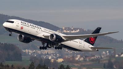 Air Canada Boeing B787-9 Dreamliner C-FRTG