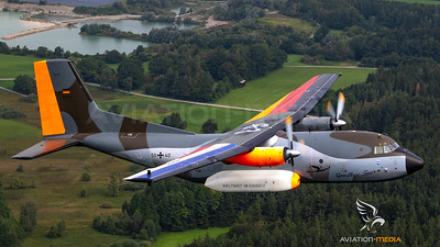 Photo: Bruno Geiger, Air to Air over Southern Germany, 10-08-2021