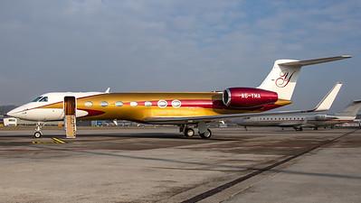 Royal Falcon G550 A6-YMA