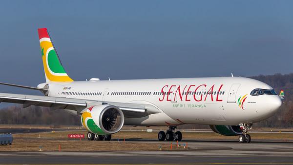 Senegal Airbus A330-900 6V-ANB