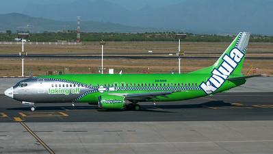Kulula Boeing B737-400 ZS-OAG (Zippy Plane livery)