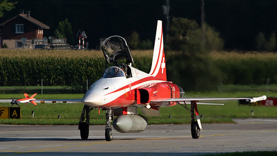 Swiss Air Force Northrop F-5E Tiger II J-3087