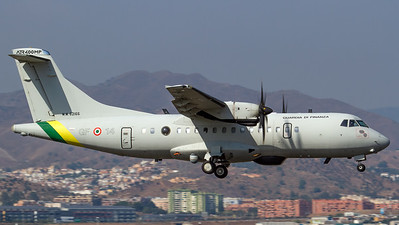 Italy Air Force (Guardia di Finanza) ATR-42 M.M.62166