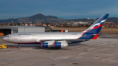 Aeroflot IL-96 RA-96007