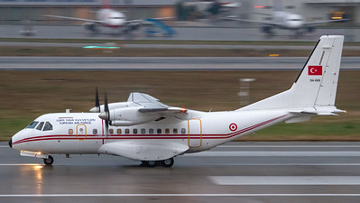 Turkish Air Force CASA CN-235-100 94-068