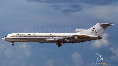 Mexicana Boeing B727-200 N553NA