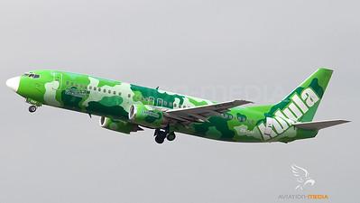 Kulula Boeing B737-400 ZS-OAF