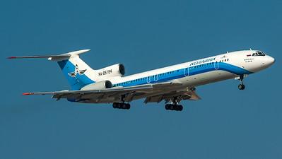 Kolavia Tupolev TU-154 RA-85784