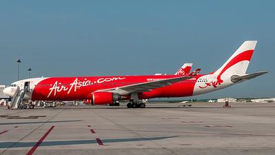 Air Asia Airbus A330-300 9M-XAA