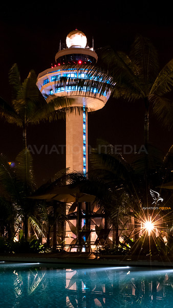 Singapore Changi Airport Tower