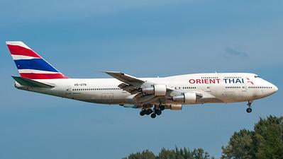 Orient Thai Boeing B747-300 HS-UTN