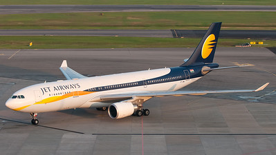 Jet Airways Airbus A330-200 VT-JWQ