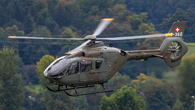 Swiss Air Force Eurocopter EC-635P2 T-362