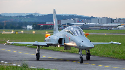Swiss Air Force Northrop F-5E Tiger II J-3211