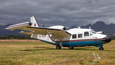 Private Piaggio P-166S Albatross ZU-NJZ