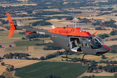 Motorflug Baden-Baden / Bell 206B JetRanger III / D-HMFE