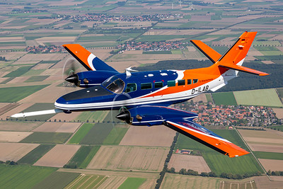 Technische Universität Braunschweig / Reims-Cessna F406 Caravan II / D-ILAB