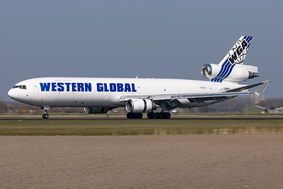 Western Global Airlines / McDonnell Douglas MD-11(F) / N799JN