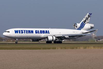 Western Global Airlines / McDonnell Douglas MD-11(F) / N799JN