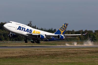 Atlas Air / Boeing 747-400 / N464MC