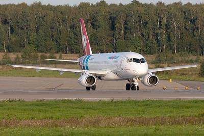 Yamal Airlines / Sukhoi Superjet 100-95LR / RA-89073