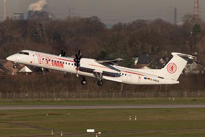 LGW Luftfahrtgesellschaft Walter / Bombardier Dash 8-Q400 / D-ABQA