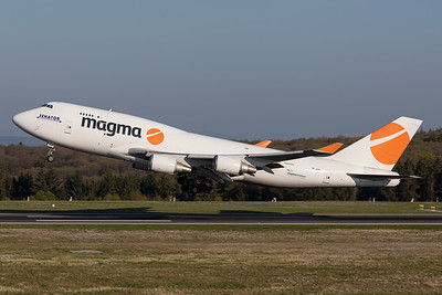 Magma Aviation (Air Atlanta Icelandic) / Boeing 747-400(BDSF) / TF-AMN