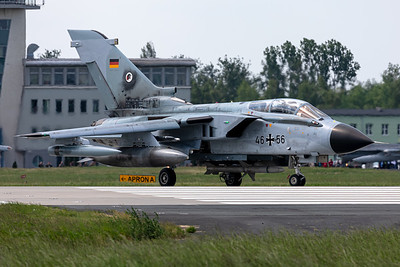 German Airforce / Panavia Tornado ECR / 46+56