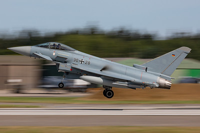 German Air Force / Eurofighter Typhoon EF2000 / 30+28