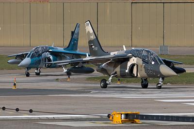 Top Aces / Dassault-Breguet-Dornier Alpha Jet A / C-GLTO