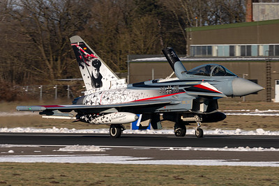 German Airforce / Eurofighter Typhoon EF2000 / 30+25