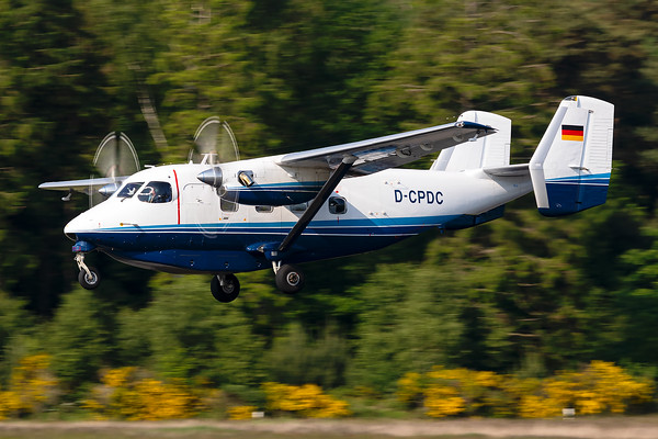 PD Air Operation / PZL-Mielec M-28 Skytruck / D-CPDC