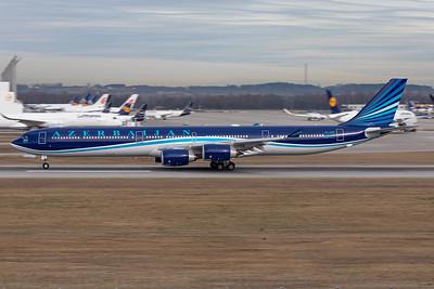 Government of Azerbaijan / Airbus A340-600 / 4K-AI08