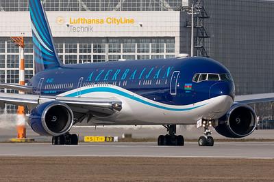 AZAL Azerbaijan Airlines / Boeing 767-300 / 4K-AI01