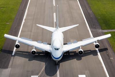 United States - National Aeronautics and Space Administration (NASA) / Boeing 747SP-21 / N747NA