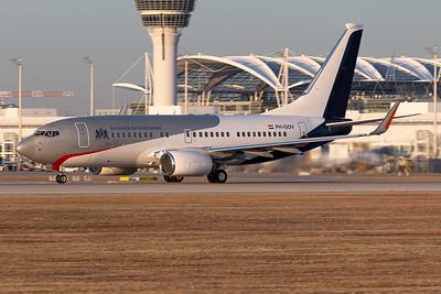 Government of Netherlands / Boeing 737-700 (BBJ) / PH-GOV