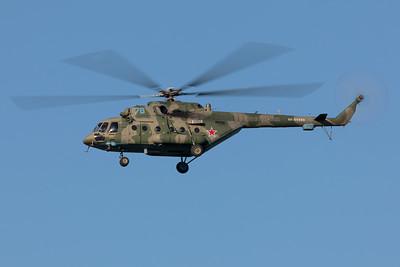 Russian Air Force / Mil Mi-8AMTSh Hip / RF-95560