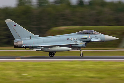 Germany - Air Force / Eurofighter Typhoon EF2000 / 30+30