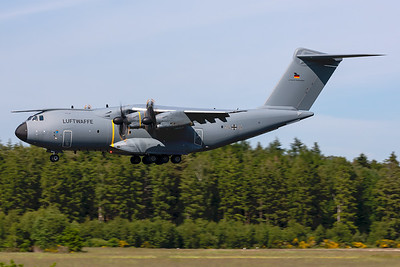 Germany - Air Force / Airbus A400M / 54+36