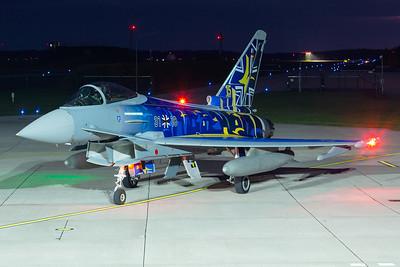 German Air Force / Eurofighter Typhoon EF2000 / 31+18