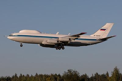 Russian Air Force / Ilyushin IL-80VKP / RF-93645