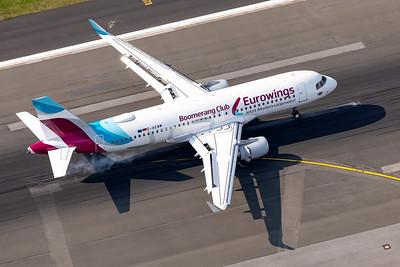 Eurowings / Airbus A320-200 / D-AEWM