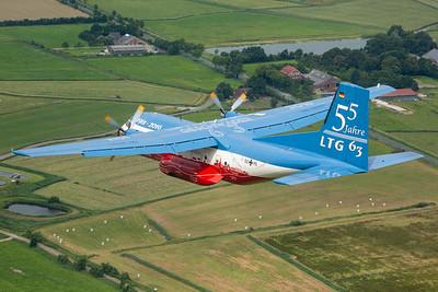 German Air Force / Transall C-160D / 50+95