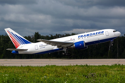 Transaero Airlines / Boeing 767-201(ER) / EI-DBW