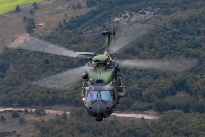 German Army / NH Industries NH-90TTH / 79+19