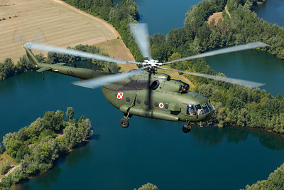 Poland - Army / Mil Mi-17 Hip / 606