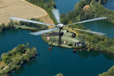 Poland - Army / Mil Mi-17 Hip / 606